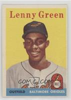 Lenny Green [Poor to Fair]