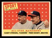 All-Star Managers (Casey Stengel, Fred Haney) [VGEX]