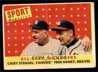 All-Star Managers (Casey Stengel, Fred Haney) [FAIR]
