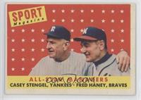 All-Star Managers (Casey Stengel, Fred Haney) [NonePoortoFair]