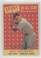 Sport Magazine '58 All Star Selection - Moose Skowron [Altered]