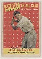 Sport Magazine '58 All Star Selection - Moose Skowron [PoortoFair]