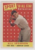 Sport Magazine '58 All Star Selection - Moose Skowron [GoodtoVGR…