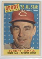 Sport Magazine '58 All Star Selection - Johnny Temple [NoneGoodto&n…
