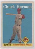 Chuck Harmon [NoneGoodtoVG‑EX]