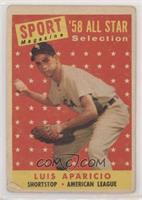 Sport Magazine '58 All Star Selection - Luis Aparicio [NoneGoodto&n…