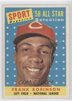 Sport Magazine '58 All Star Selection - Frank Robinson