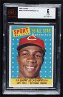 Sport Magazine '58 All Star Selection - Frank Robinson [BVG6EX̴…