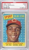 Sport Magazine '58 All Star Selection - Frank Robinson [PSA5EX]