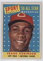 Sport Magazine '58 All Star Selection - Frank Robinson [Good to VG…