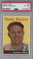 Smoky Burgess [PSA 6 EX‑MT]