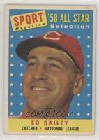 Sport Magazine '58 All Star Selection - Ed Bailey [NoneGoodto…