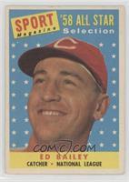 Sport Magazine '58 All Star Selection - Ed Bailey [NonePoorto…
