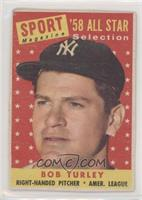 Sport Magazine '58 All Star Selection - Bob Turley [Altered]