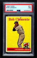 Roberto Clemente (White Team Name) [PSA 7 NM]