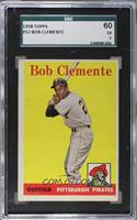Roberto Clemente (White Team Name) [SGC60]