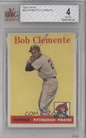 Roberto Clemente (White Team Name) [BVG 4]