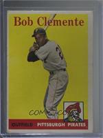 Roberto Clemente (White Team Name) [GoodtoVG‑EX]