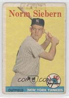 Norm Siebern [Poor]