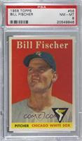 Bill Fischer [PSA8NM‑MT]