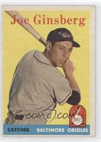 Joe Ginsberg [Good to VG‑EX]