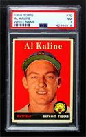 Al Kaline (player name in white) [PSA7NM]