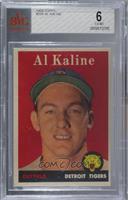 Al Kaline (player name in white) [BVG6EX‑MT]