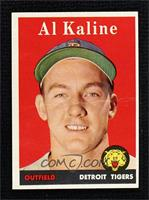 Al Kaline (player name in white) [Good to VG‑EX]