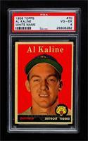 Al Kaline (player name in white) [PSA4VG‑EX]