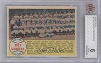 Brooklyn Dodgers Team [BVG6EX‑MT]