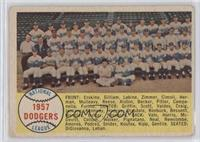 Brooklyn Dodgers Team [NoneGoodtoVG‑EX]