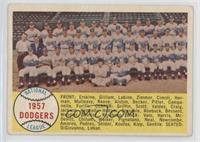 Brooklyn Dodgers Team [GoodtoVG‑EX]