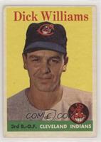 Dick Williams (White Team Name)