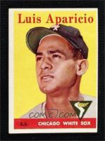 Luis Aparicio (Team Name in White on Front)