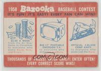 Baseball Contest [Poor]