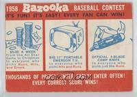Baseball Contest [GoodtoVG‑EX]