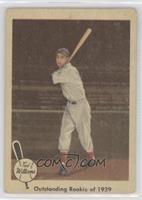 Outstanding Rookie of 1939 [GoodtoVG‑EX]