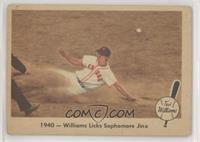1940 - Williams Licks Sophomore Jinx [Poor]