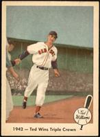 1942 - Ted Wins Triple Crown [NM+]