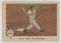 July 9, 1946 -  One Man Show [PoortoFair]