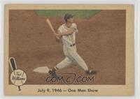 July 9, 1946 -  One Man Show [GoodtoVG‑EX]