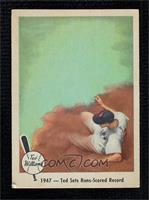 1947- Ted Sets Runs-Scored Record [PoortoFair]