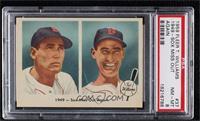 1949- Sox Miss Out Again [PSA8NM‑MT]