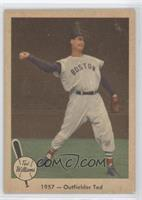 1957- Outfielder Ted