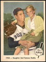 1958 - Daughter and famous Daddy [EX]