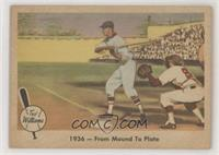 1936 - From Mound To Plate