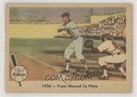 1936 - From Mound To Plate [GoodtoVG‑EX]