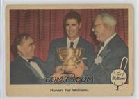 Honors for Williams [PoortoFair]