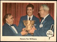 Honors for Williams [NMMT]
