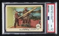 Where Ted Stands (Ted Williams) [PSA8NM‑MT]